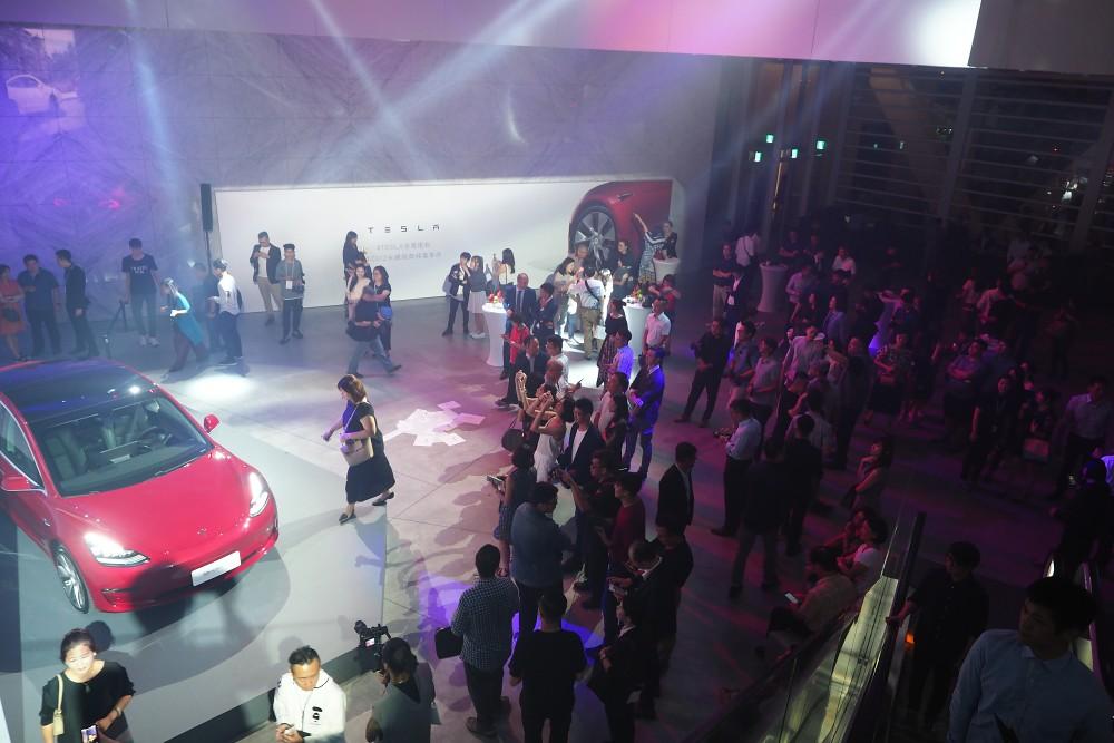 Tesla 台灣 Model 3 正式亮相_11