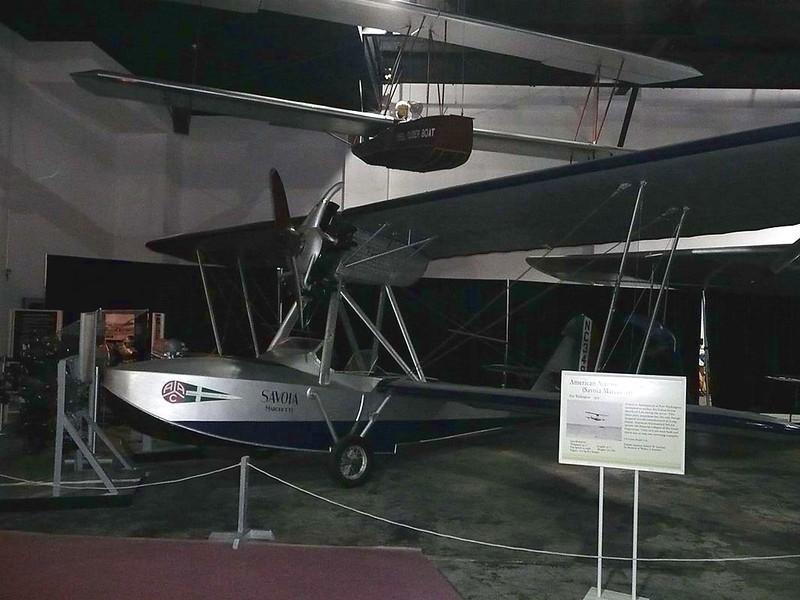 Savoia-Marchetti S-56 00001