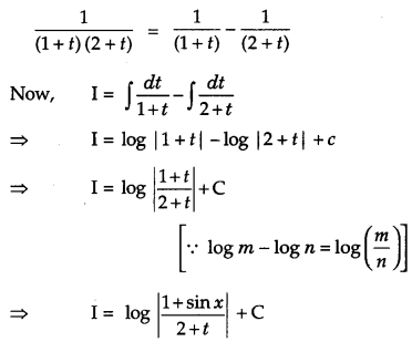 CBSE Previous Year Question Papers Class 12 Maths 2019 Delhi 112