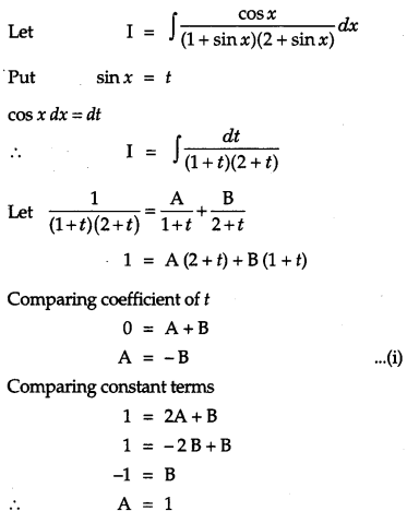 CBSE Previous Year Question Papers Class 12 Maths 2019 Delhi 111