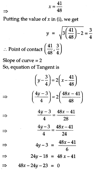 CBSE Previous Year Question Papers Class 12 Maths 2019 Delhi 31