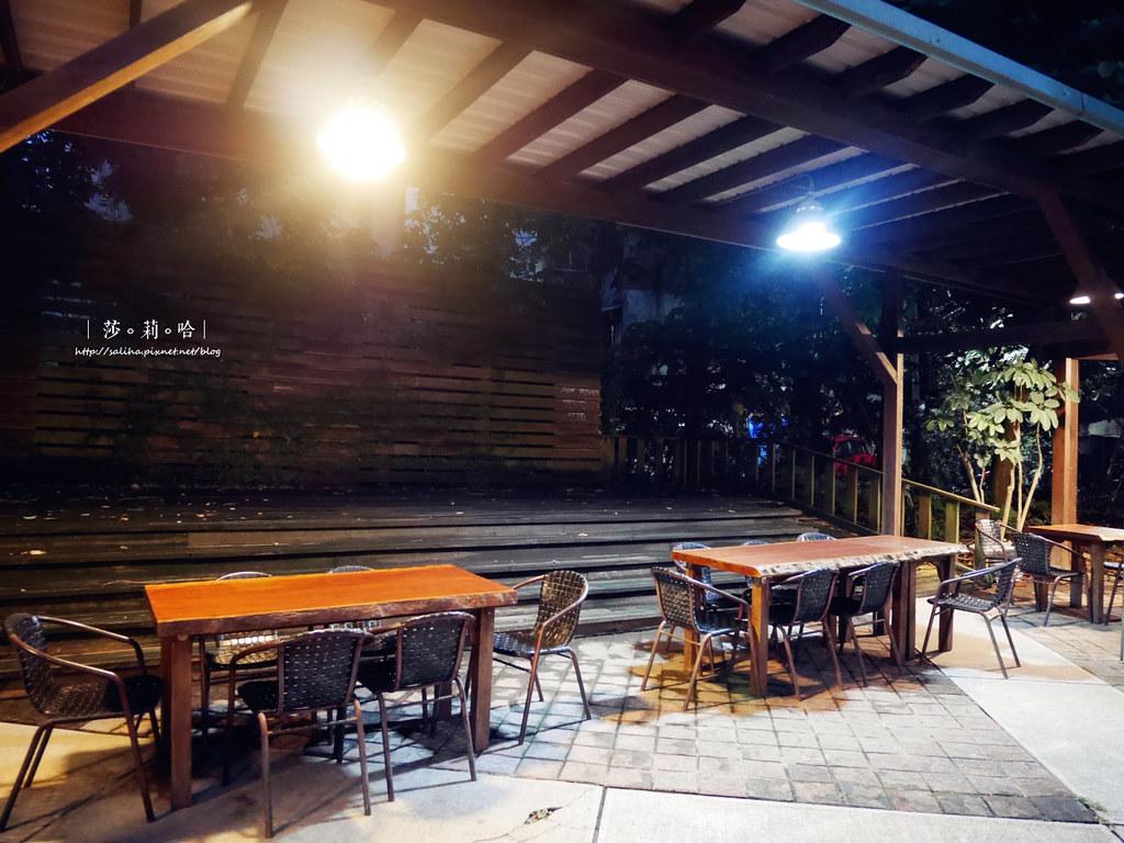 台北公館好吃熱炒露天庭園餐廳推薦享你好酒不見 (3)