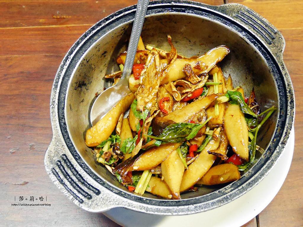 台北公館台大附近好吃熱炒庭園餐廳推薦享你好酒不見  (4)