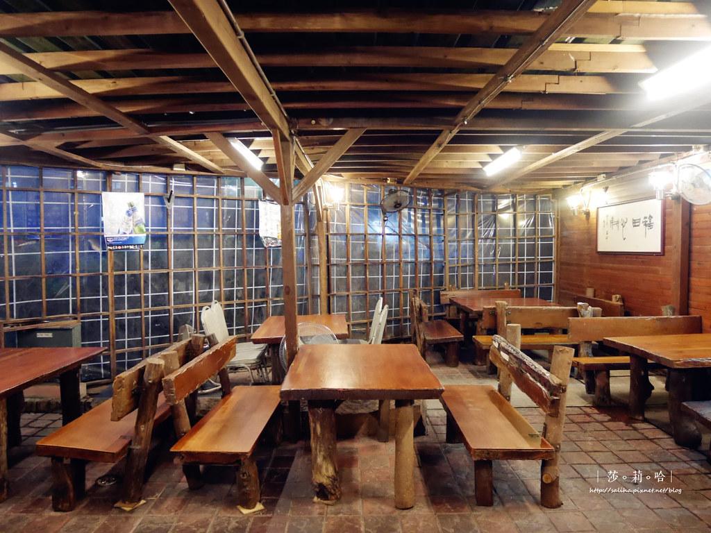 台北中正區公館站附近好吃百元熱炒庭園餐廳推薦享你好酒不見 (3)