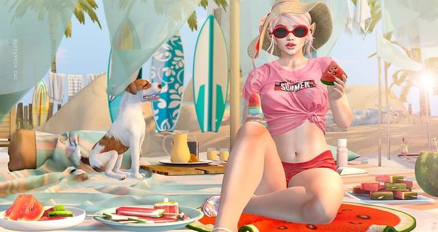 Look 988 - Hello Summer