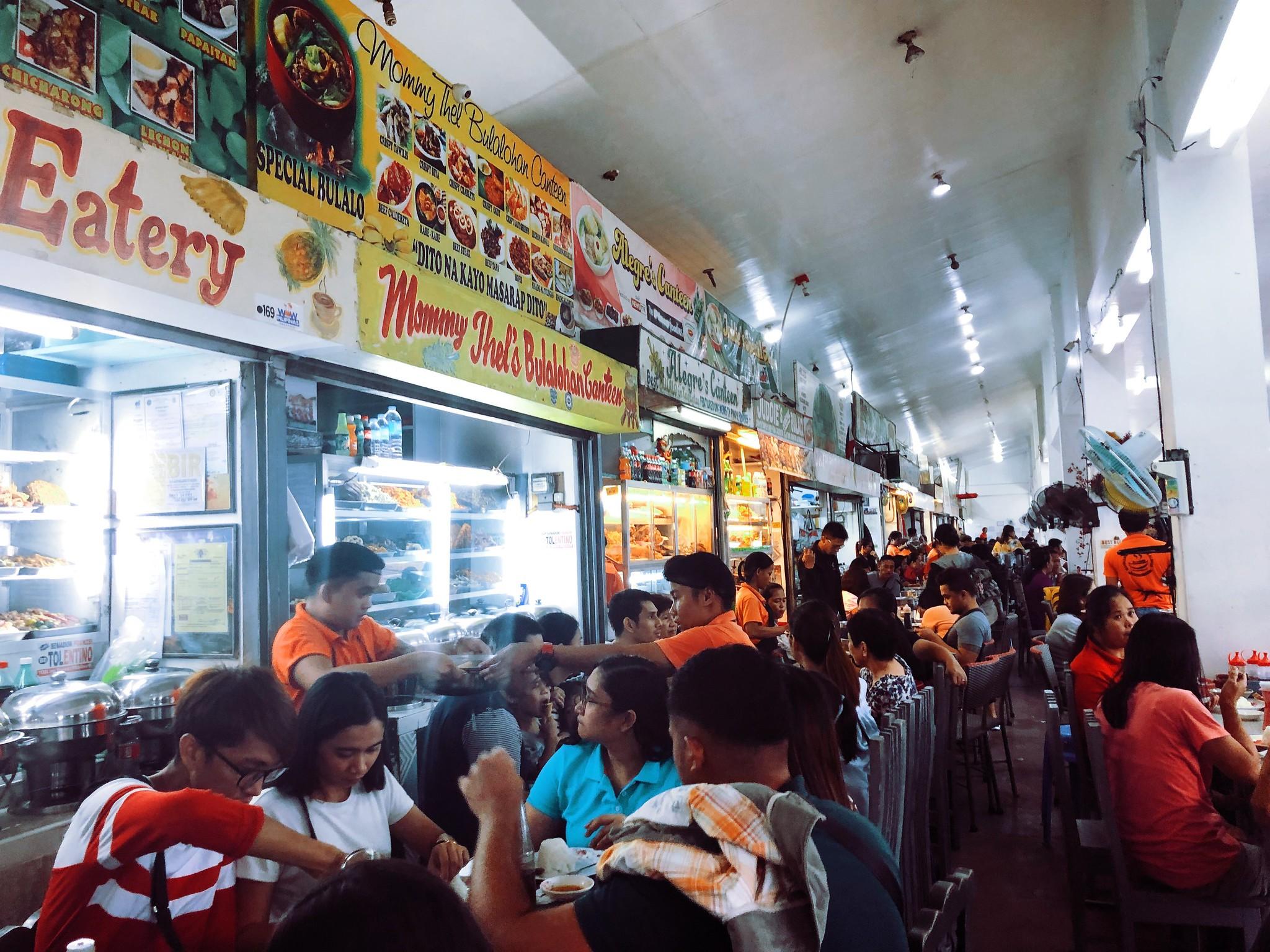 Cẩm nang ăn uống ở Tagaytay