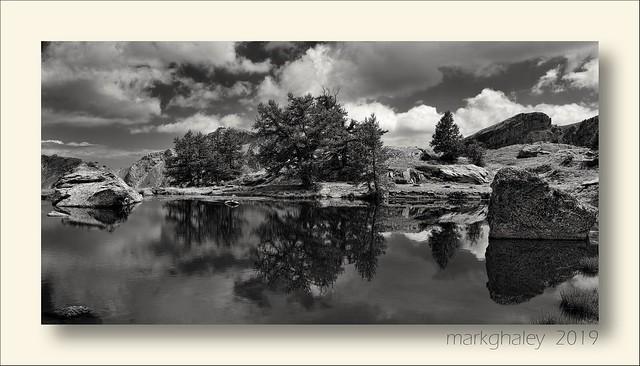Lacs Lumeaux, Vallée de Fontanalba
