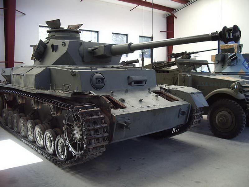 Panzer IV Ausf.H 00001