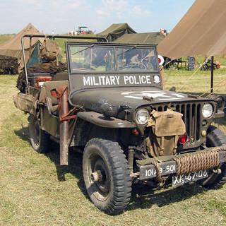 XK-67-06 Willys Jeep
