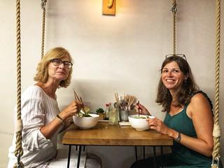 Dinner @Sticks 'n Bowls Leuven
