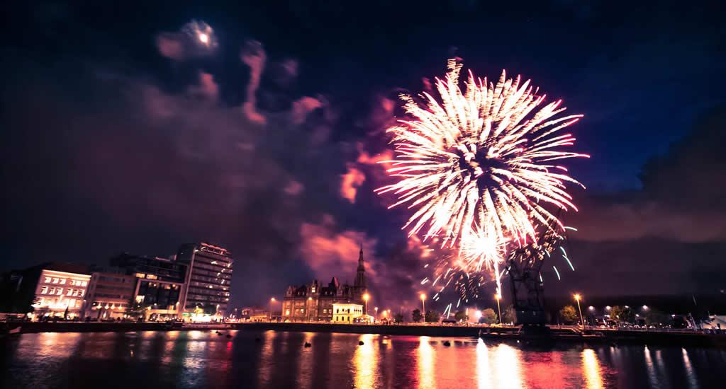 Oud en nieuw vieren in Antwerpen | Mooistestedentrips.nl