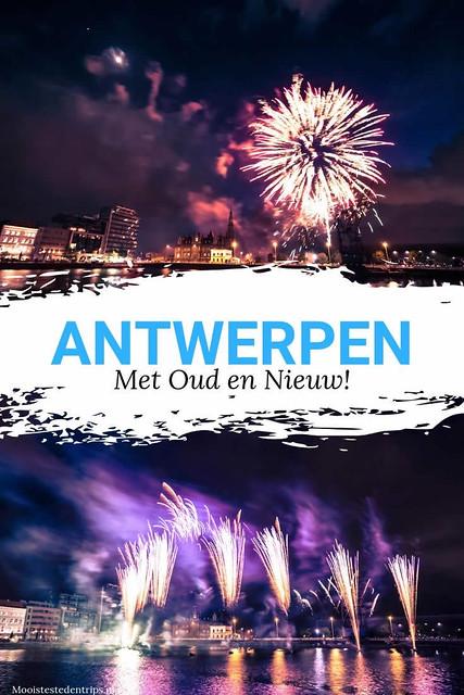 Oud en nieuw in Antwerpen, bekijk de leukste tips | Mooistestedentrips.nl