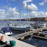 Boats at Preston Marina