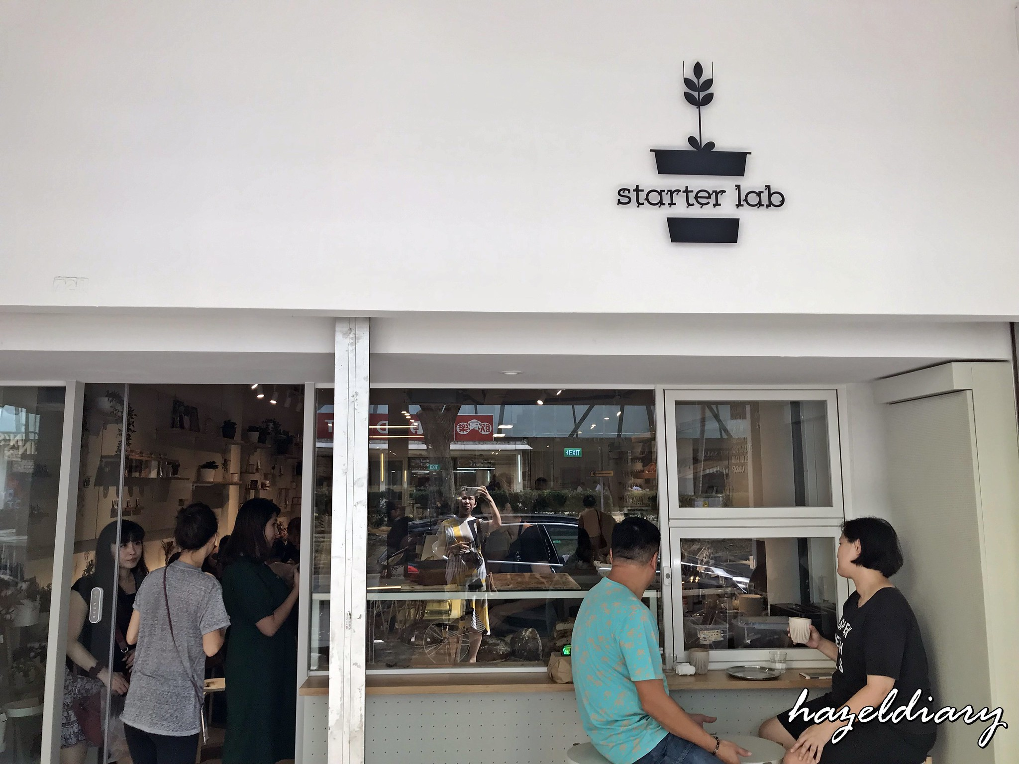 [SG EATS] Starter Lab Bakery At Havelock Road- Famous Bakery from Bali, Indonesia