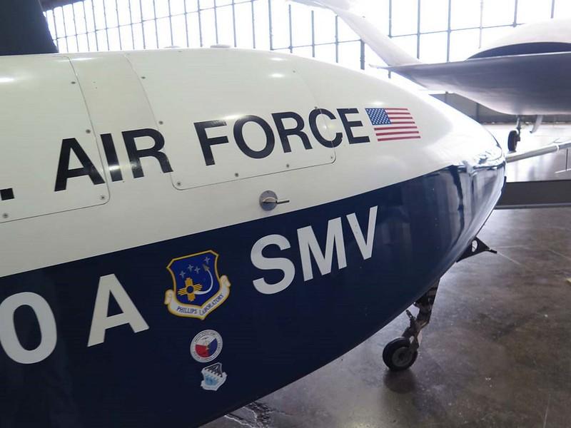 Boeing X-40A 00044