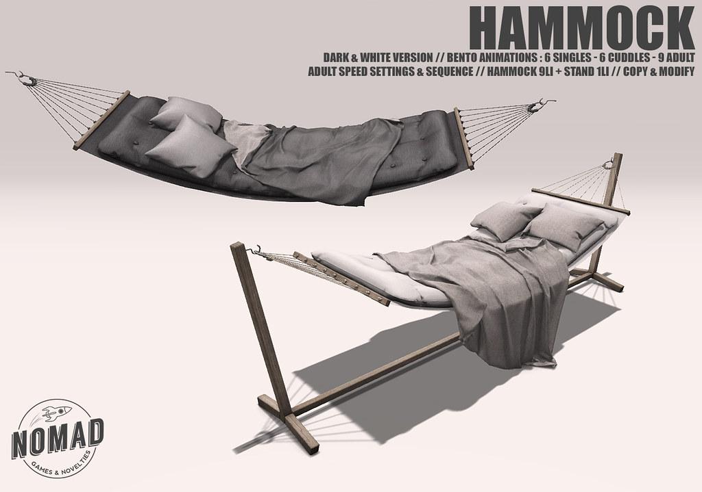 NOMAD // Hammock