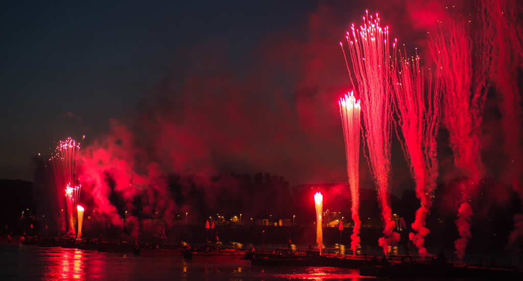 Vuurwerk in Antwerpen | Mooistestedentrips.nl