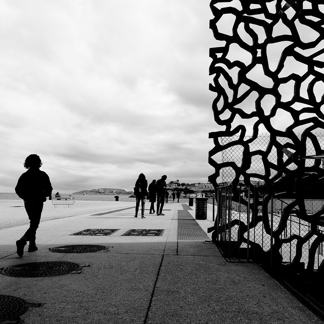 At the Mucem 4