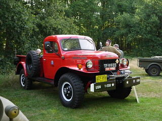 Dodge Power Wagon 1957