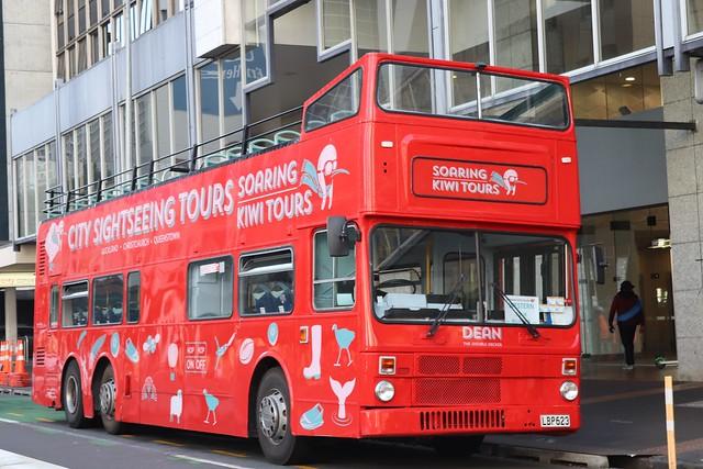 Ex Hong Kong Tri-Axle MCW Metrobus - New Zealand