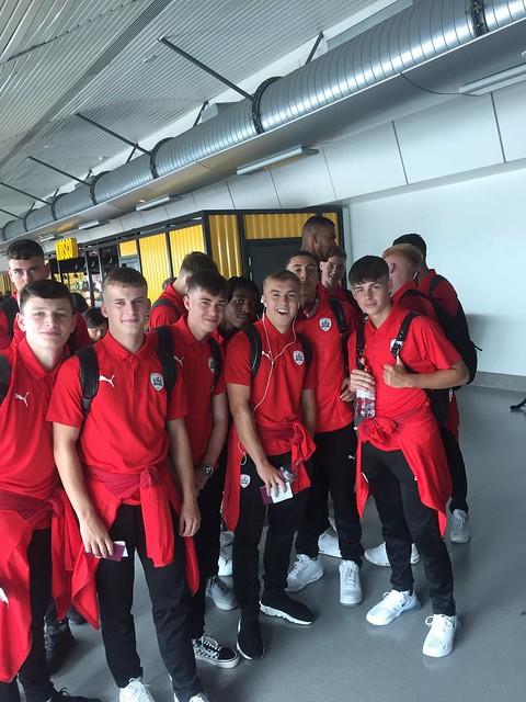 Barnsley U18s | Holland Trip 2019