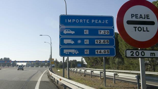 Peaje Cádiz