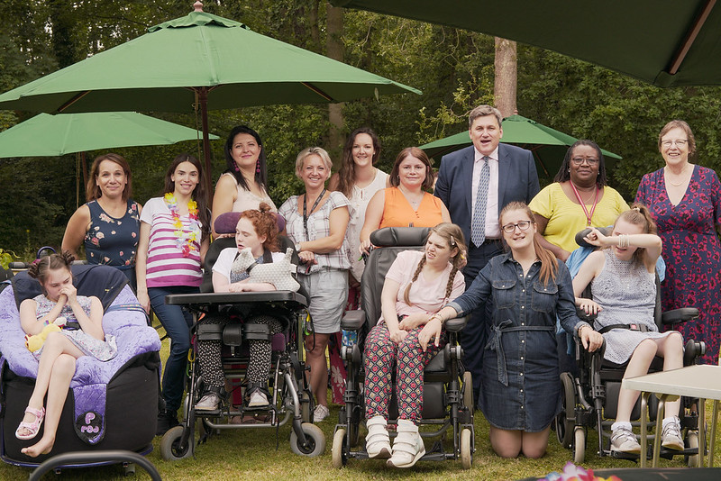 220 Parties at SeeAbility