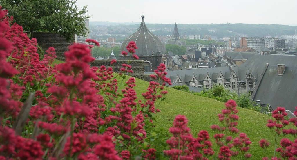 Bezienswaardigheden Luik: coteaux de la citadelle | Mooistestedentrips.nl