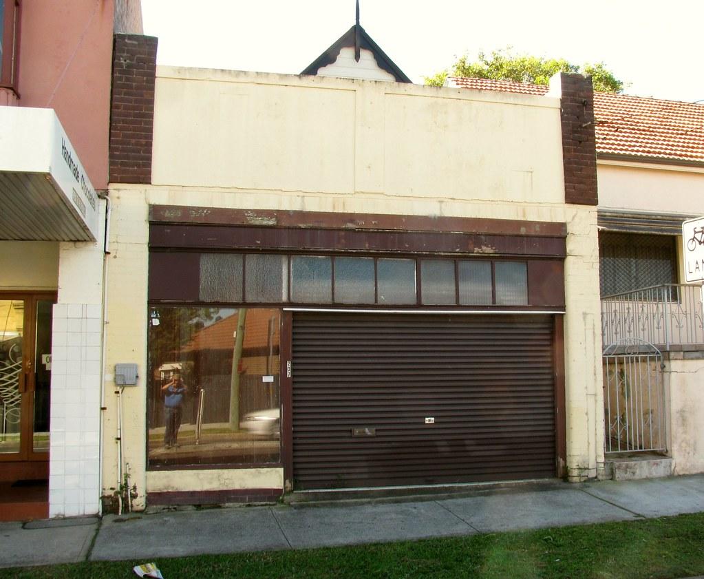 Ex Shop, Lilyfield, Sydney, NSW.