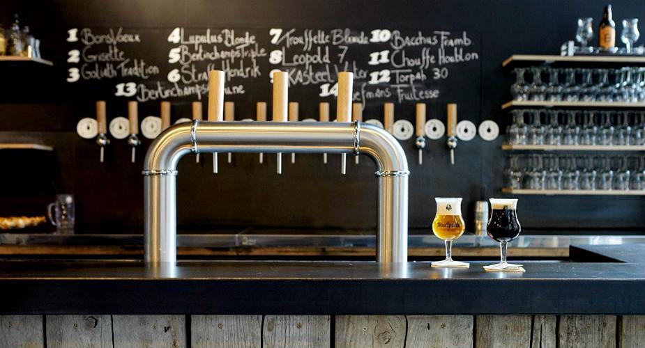 Bier proeven in Luik: Beer Lovers Café | Mooistestedentrips.nl