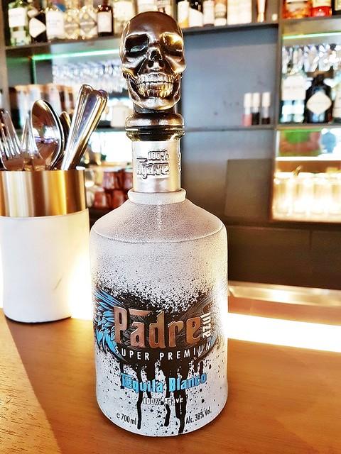 Padre Azul Super Premium Tequila Blanco Bottle