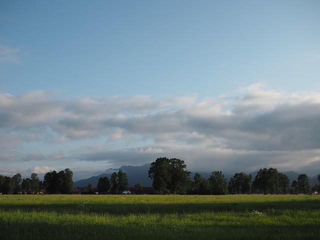 Sommer Oberbayern Landschaft  © Summer Upper Bavaria Landscape ©
