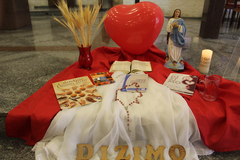 Retiro Diocesano da Pastoral do Dízimo - 10/08/2019