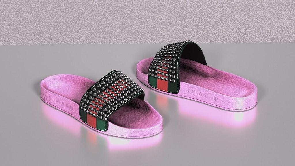 [GxV] Crystal Slides