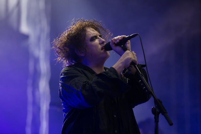 The Cure. Øyafestivalen. 07.08.2019