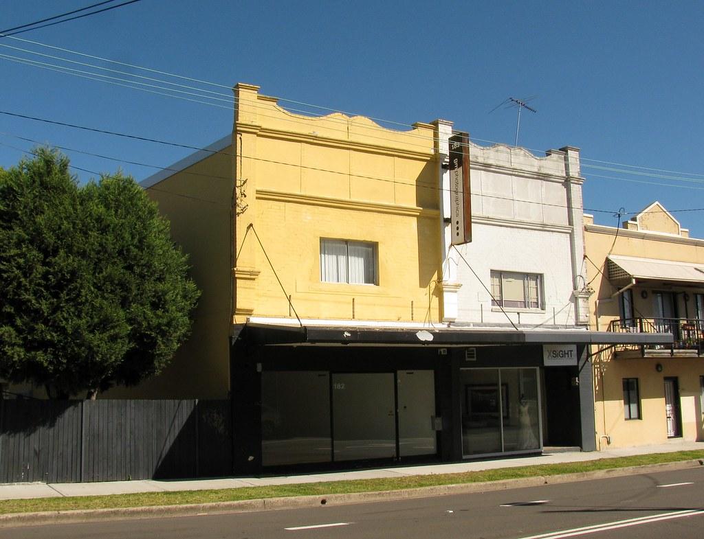 Ex Shop Lilyfield, Sydney, NSW.