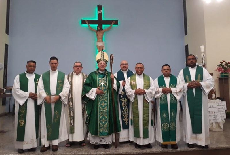 Missa Diocesana de abertura da Semana Nacional da Família - 10/08/2019