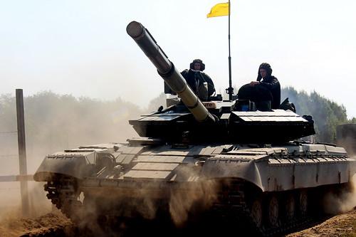 Змагання танкістів