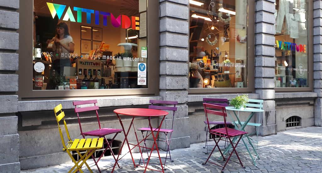 Winkelen in Luik: Wattitude | Mooistestedentrips.nl