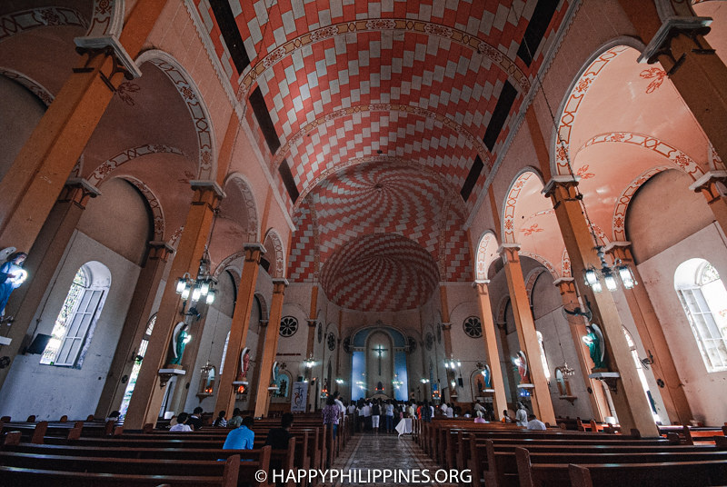 DAPITAN TOURIST ATTRACTION - ST. JAMES CHURCH