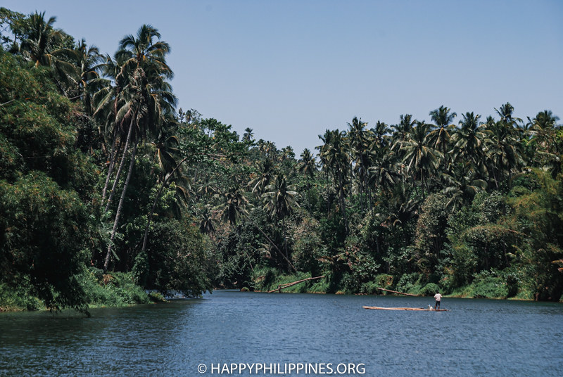 DAPITAN TOURIST SPOT: DAPITAN RIVER CRUISE
