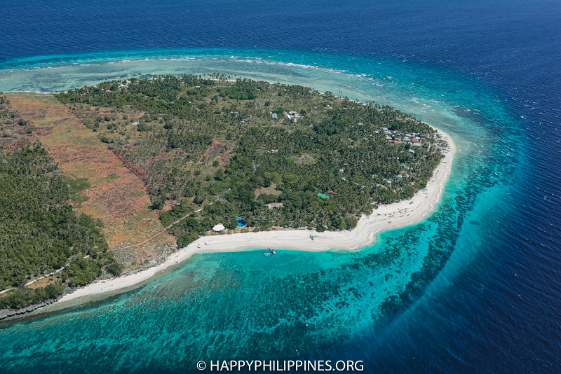 DAPITAN TOURIST ATTRACTIONS - ALIGUAY ISLAND