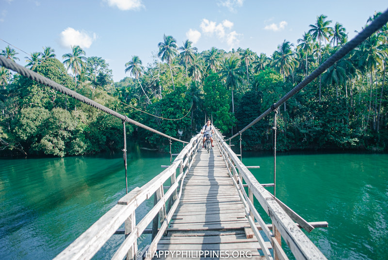 dapitan tourist spot : dapitan river