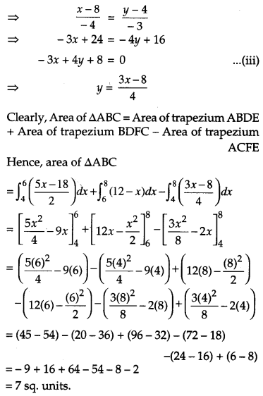 CBSE Previous Year Question Papers Class 12 Maths 2017 Outside Delhi 57