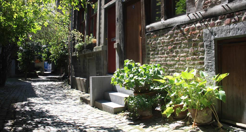 Luik: Impasse de L'Ange | Mooistestedentrips.nl