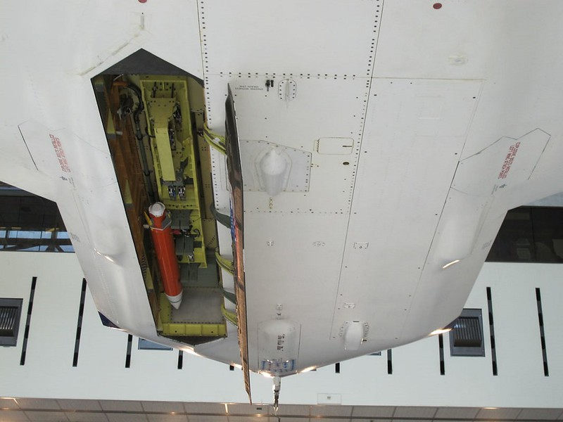 Boeing X-45A 00045