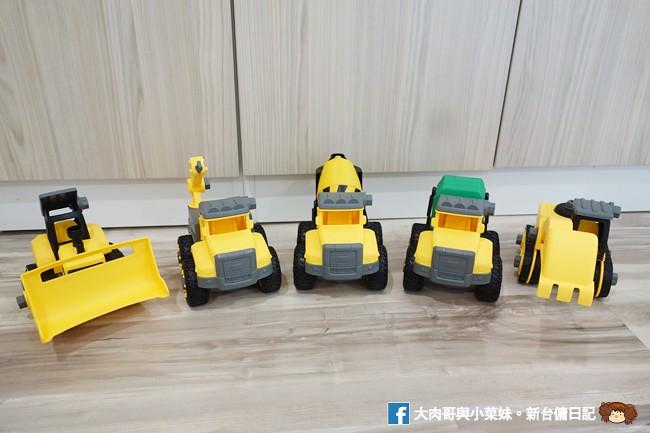 My Children 麥琪親子選物 SMART積木車 訓練手部小肌肉 手眼協調 (41)