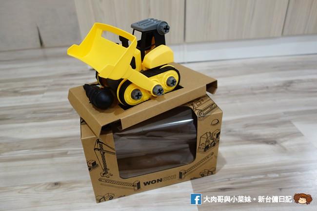 My Children 麥琪親子選物 SMART積木車 訓練手部小肌肉 手眼協調 (30)