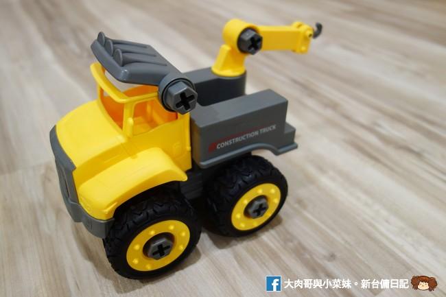 My Children 麥琪親子選物 SMART積木車 訓練手部小肌肉 手眼協調 (25)