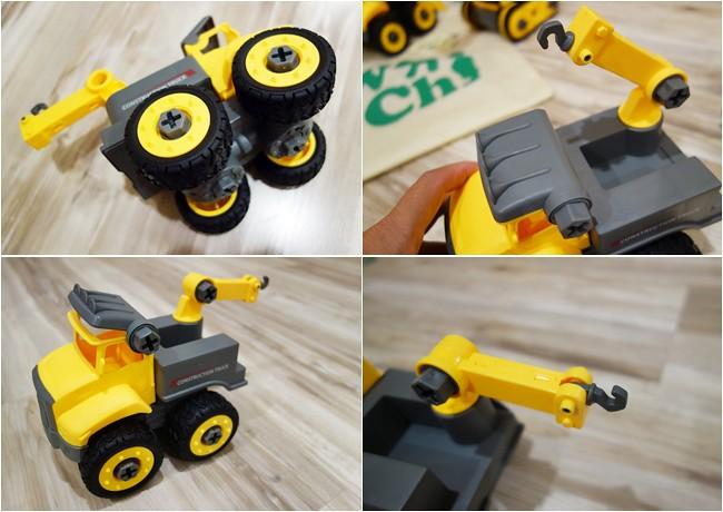 My Children 麥琪親子選物 SMART積木車 訓練手部小肌肉 手眼協調 (9)